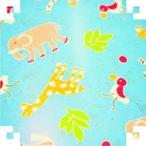 Papel Adesivo Contact Zoo Zoologico 45 Cm X 10 Metros