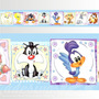 Adesivo 123 Faixa Border Baby Looney Tunes 01 Un Mod 013