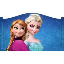 Adesivo Cabeceira Cama Infantil Frozen - Diversos Modelos