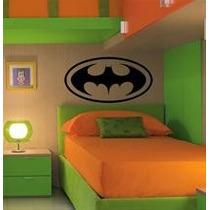 Adesivo Parede Batman Super Herói Quarto Menino Frete Grátis