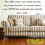 Adesivo Decorativo De Parede Frases Bíblicas 1co2.9