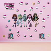 Adesivo Decorativo De Parede - Monster High 592