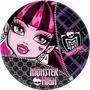 12 Adesivos Parede Monster High + Brindes Logos E Caverinhas