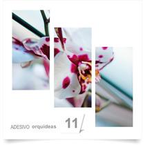 Painel Adesivo Parede Decorativo Flores Orquidea 11