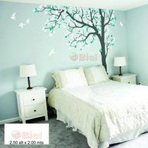 Árvore Galho Adesivo De Parede Decorativo Decoração