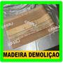 Papel De Parede Adesivo Madeira Demolicao 45 Cm X 10 Metros
