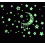 Estrelas Adesiva Fluorescente Com Vários Tamanhos