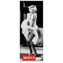 Adesivo 123 Porta Atriz Cinema Marilyn Monroe Mer15