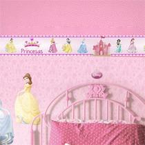 Faixa Decorativa - Princesas 3 Metros