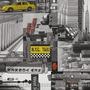Papel De Parede - Plastico Ades 15mts - New York