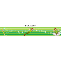 Adesivo Bdfx0005 Peter Pan Border Faixa Decorativa Infantil
