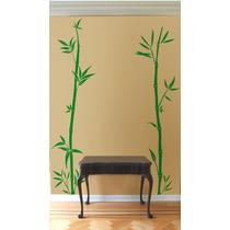 Adesivo Decorativo Bambu 2m X 85cm +- - Impressos Original