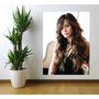 Adesivo Parede Quarto Poster Foto Música Cantora Demi Lovato