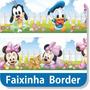 Adesivo Faixa Border Disney Baby Papel Parede
