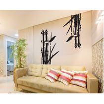 Adesivo Decorativo Bambu Real (95x121)cm