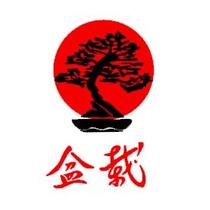 Adesivo Oriental Japão Bonsai + Palavra Bonsai (10 Modelos)