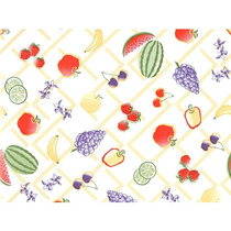 Con-tact Rolo Estampado Vulcan Tropical Fruit 45x10