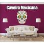 Adesivo Decorativo Caveira Mexicana 1 Metro $$$ Barato!!!