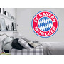 Adesivo De Parede Escudo Brasão Time Bayern Munchen Alemanha