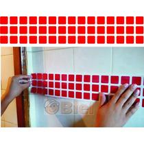 Pastilhas Adesivas Decorativo Border Faixas Azulejo Tripla