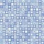 Ladrilho Cerâmico Azul Piscina (caixa Com 4 Placas)