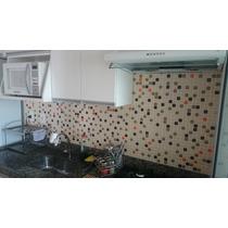 Pastilhas Adesivas Placa 30x30cm Decoração Banheiro Cozinha