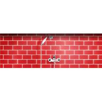 Pastilha Vermelha London Colortil - Promoção Imperdível !!!