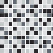 Papel De Parede Pastilhas 01, 3,05mx0,59cm Adesivo De Parede