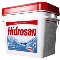 Cloro Granulado - Hidrosan Plus - Balde Com 10 Kg