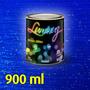 Verniz C/ Glitter P/ Paredes 900ml Luminuz Cromanil - Azul