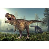 Painel Decorativo Festa Infantil Dinossauro Jurassic (mod4)