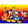 Painel Decorativo Festa Infantil Turma Do Mickey (mod4)