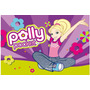 Painel Decorativo Festa Infantil Polly Pocket (mod1)