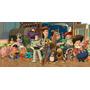 Painel Decorativo Festa Toy Story Woody Buzz [2x1m] (mod3)