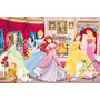 Painel Decorativo Festa Infantil Disney Princesas (mod5)