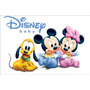Painel Decorativo Festa Infantil Turma Do Mickey Baby (mod1)