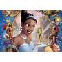 Painel Decorativo Festa Infantil Princesa E O Sapo (mod1)