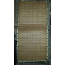 Pastilha De Porcelana Pl4102 2,5x2,5cm Placa 60x30cm Pérola