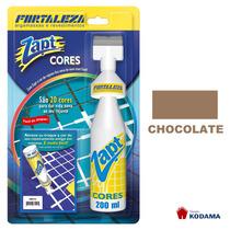 Zapt Cor: Chocolate - Renovador De Rejunte 200ml | Ekodama
