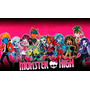 Painel Monster High Festa Aniversário Poster 160x94cm