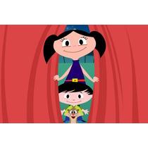 Painel Decorativo Festa Infantil Show Da Luna (mod2)