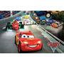 Painel Decorativo Festa Infantil Disney Carros Mcqueen(mod2)