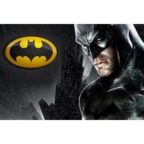 Painel Decorativo Festa Infantil Batman Bruce Wayne (mod6)