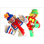 Painel Decorativo Festa Infantil Patati Patata (mod2)