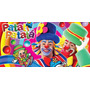Painel Decorativo Festa Patati Patata [2x1m] (mod4)