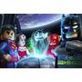 Painel Decorativo Festa Infantil Lego Liga Da Justiça (mod3)