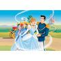 Painel Decorativo Festa Infantil Princesa Cinderella (mod2)