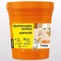 Rejuntamento Acrílico Bege Quartzolit Weber 1 Kg