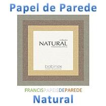 Papel De Parede Bobinex Natural Pedras Canjiquinha Flores