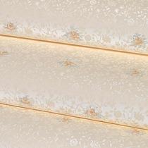 Papel De Parede Importado Textura Floral Flores Rosas 900302